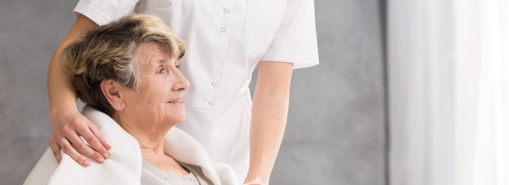 Operasan - Älterer Patient