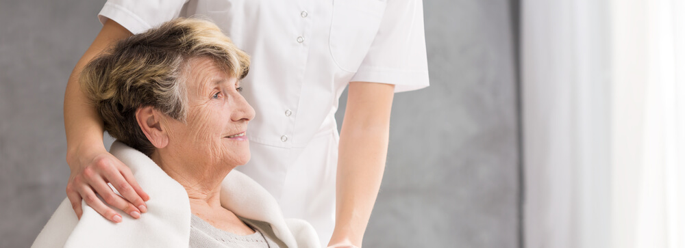 Senior patient Operasan