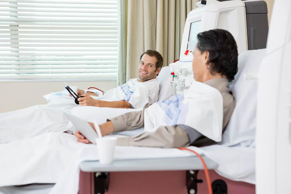 Operasan - Dialyse mit zwei Patienten
