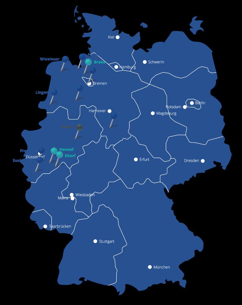 Operasan Karte dunkler